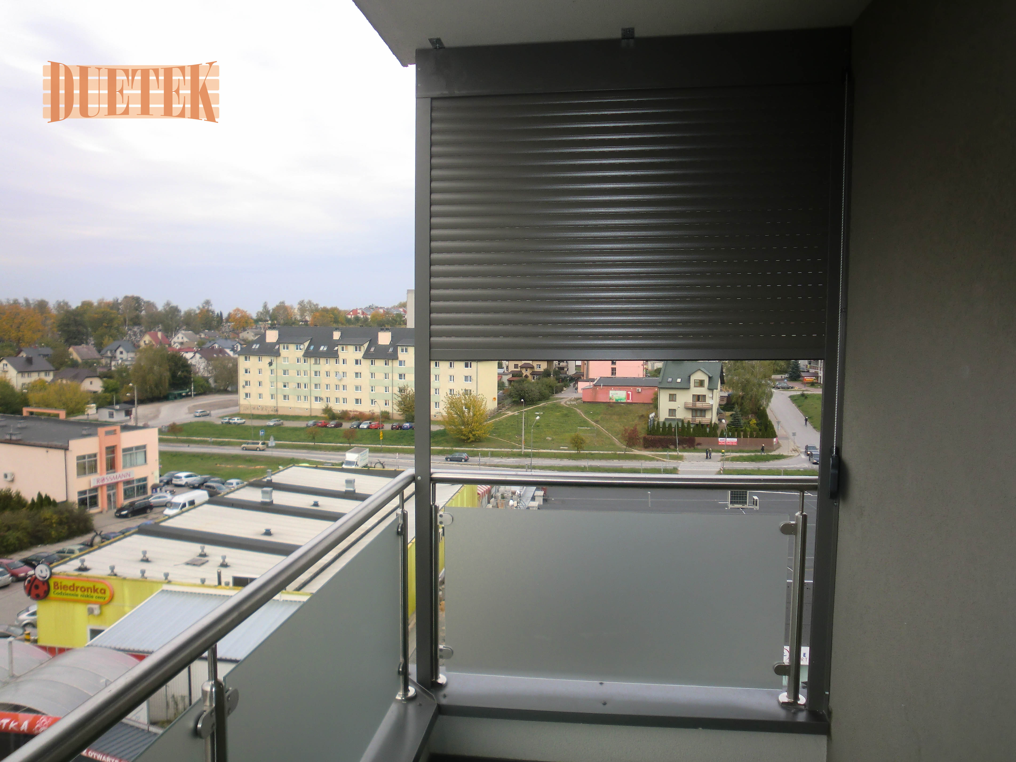 Rolety Zewnętrzne System Adaptacyjny Zabudowy Balkonów